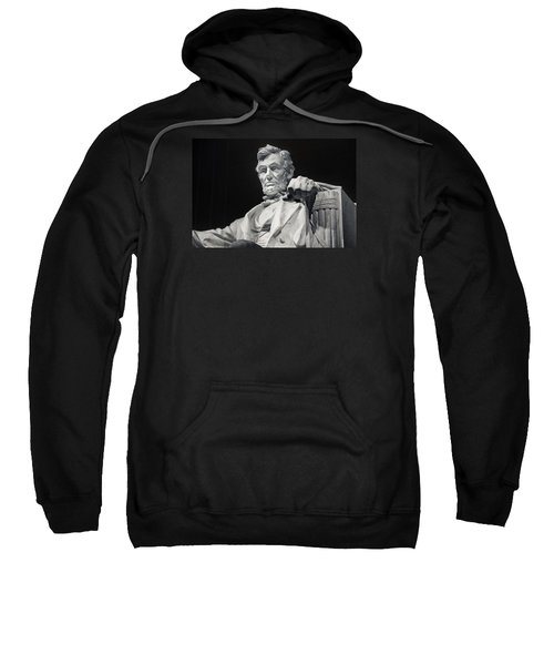 Lincoln Sweatshirt by Joan Carroll