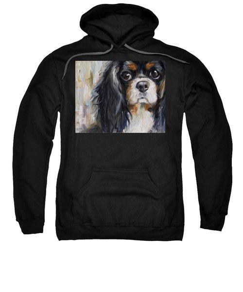 Love Sweatshirt by Mary Sparrow
