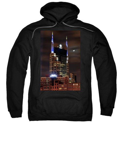 Nashville Sweatshirt by Frozen in Time Fine Art Photography