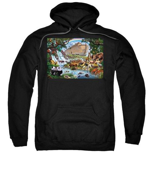 Noahs Ark - The Homecoming Sweatshirt by Steve Crisp