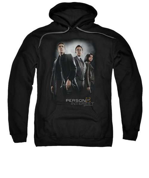 Person Of Interest - Cast Sweatshirt by Brand A