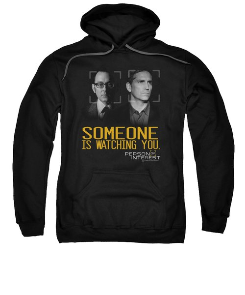 Person Of Interest - Someone Sweatshirt by Brand A