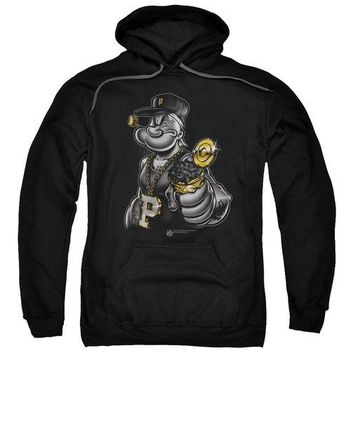 Popeye - Get More Spinach Sweatshirt by Brand A