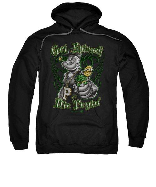 Popeye - Get Spinach Sweatshirt by Brand A