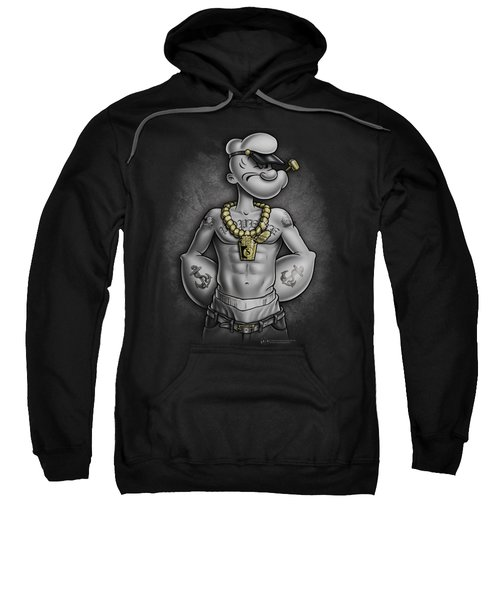 Popeye - Hardcore Sweatshirt by Brand A