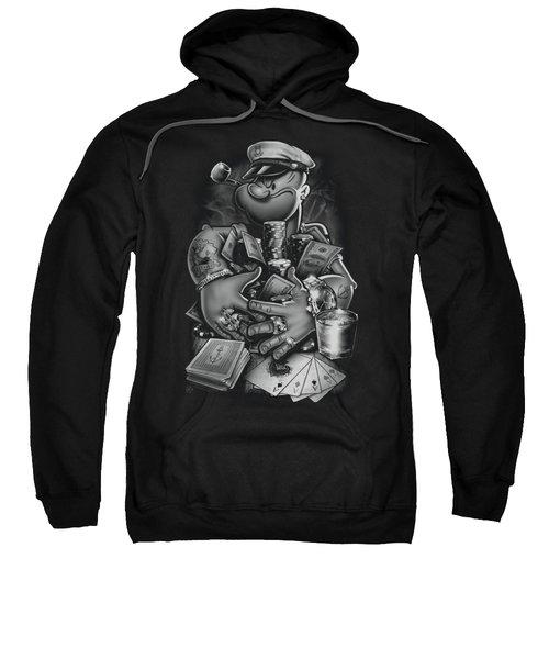 Popeye - Mine All Mine Sweatshirt by Brand A