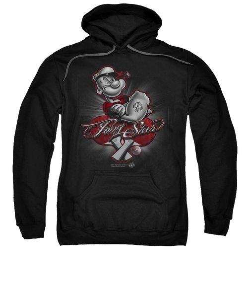 Popeye - Pong Star Sweatshirt by Brand A