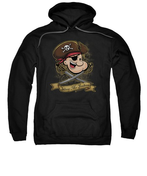 Popeye - Shiver Me Timbers Sweatshirt by Brand A