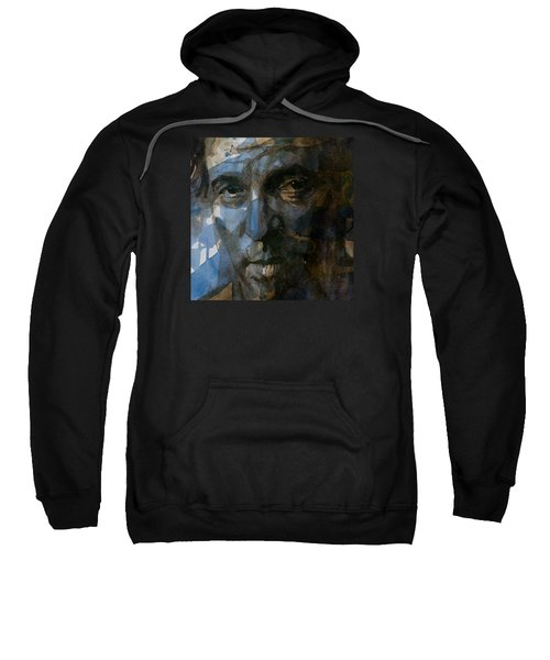 Shackled And Drawn Sweatshirt by Paul Lovering