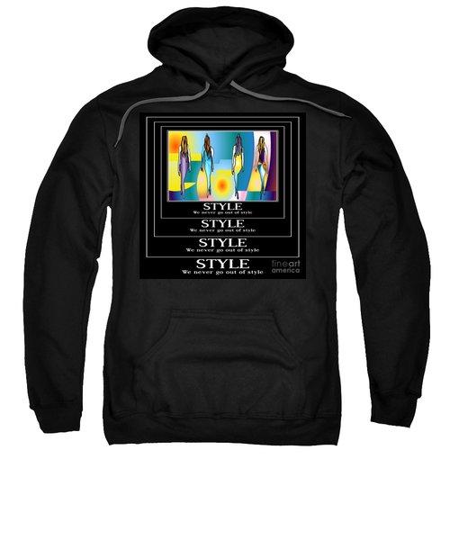 Style Sweatshirt by Kim Peto