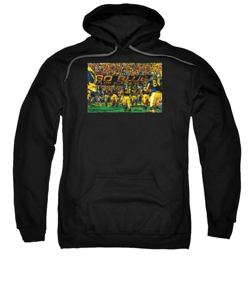 Take The Field Sweatshirt by John Farr