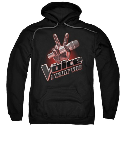 The Voice - Logo Sweatshirt by Brand A