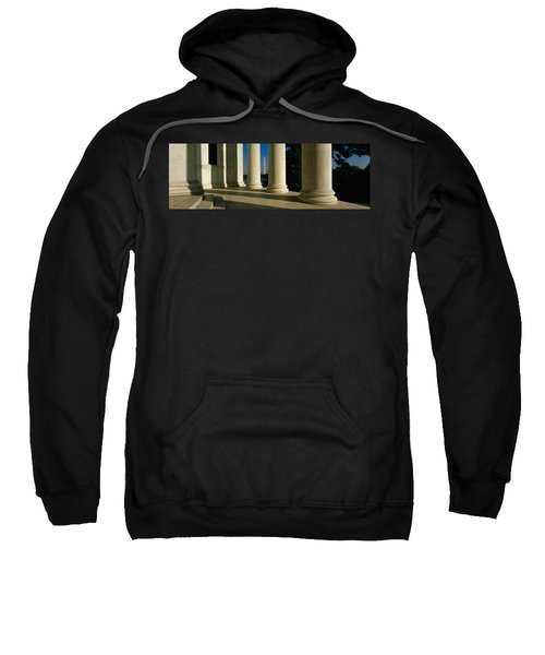 Usa, District Of Columbia, Jefferson Sweatshirt by Panoramic Images