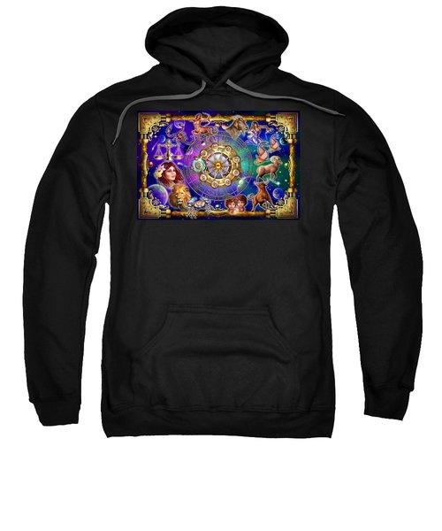 Zodiac 2 Sweatshirt by Ciro Marchetti