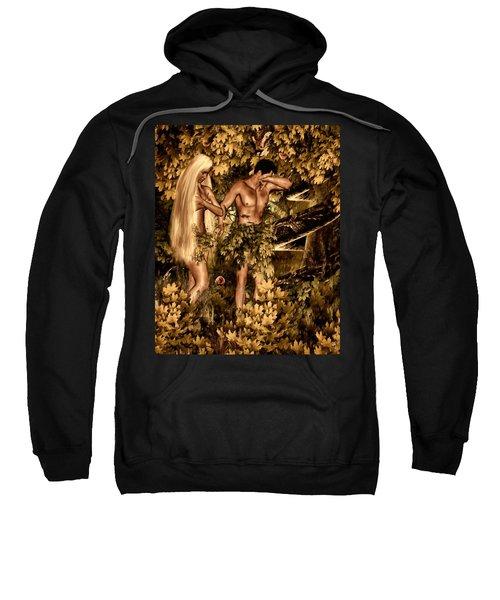 Birth Of Sin Sweatshirt by Lourry Legarde