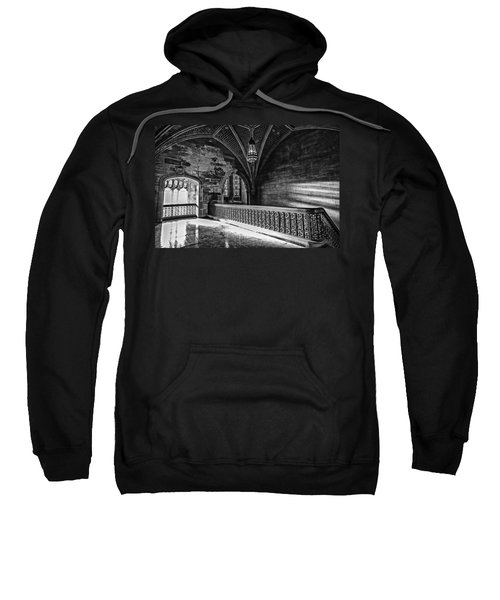 Cold Rock Warm Light Sweatshirt by CJ Schmit
