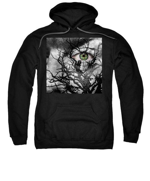 Medusa Tree Sweatshirt by Semmick Photo