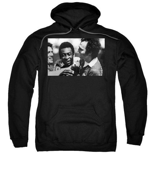 Pele & Beckenbauer, C1977 Sweatshirt by Granger