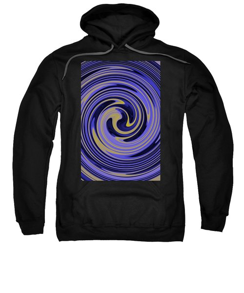 You Are Like A Hurricane Sweatshirt by Bill Cannon
