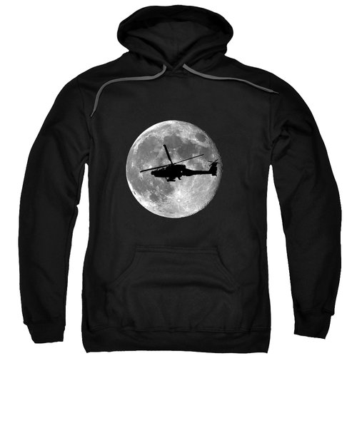Apache Moon .png Sweatshirt by Al Powell Photography USA