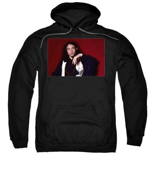 Ezra Miller Poster Sweatshirt by Best Actors