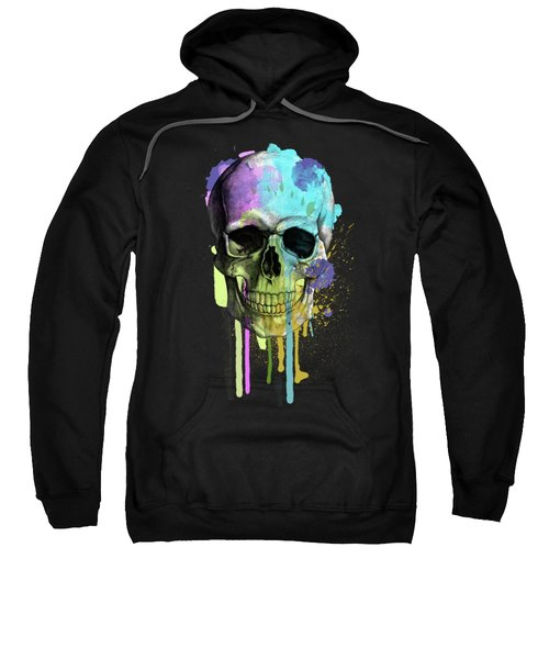 Halloween Sweatshirt by Mark Ashkenazi