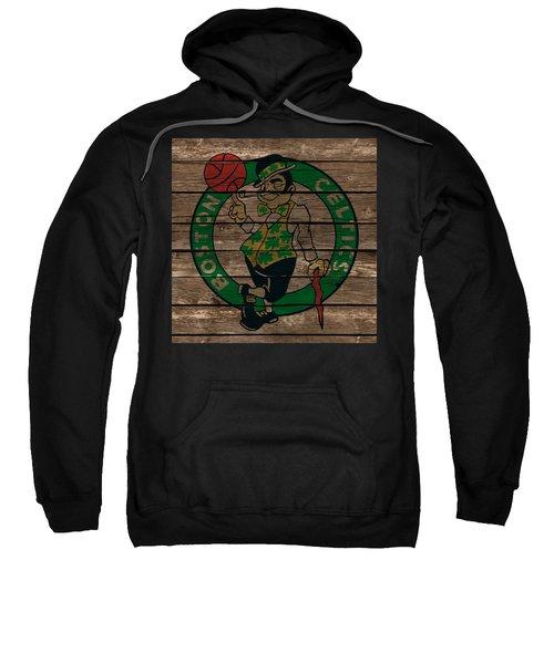 The Boston Celtics 1e Sweatshirt by Brian Reaves