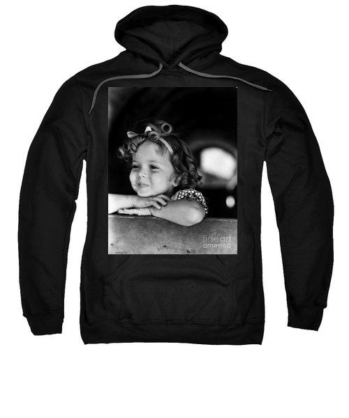 Shirley Temple (1928- ) Sweatshirt by Granger