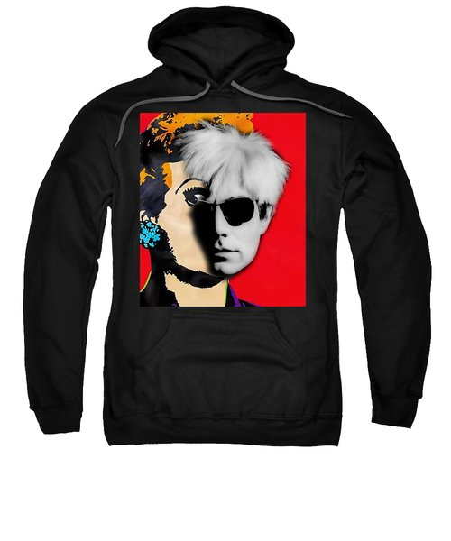 Andy Warhol Collection Sweatshirt by Marvin Blaine