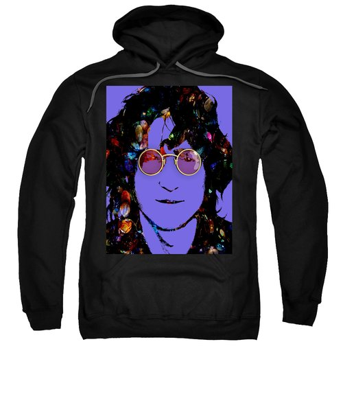 John Lennon Collection Sweatshirt by Marvin Blaine