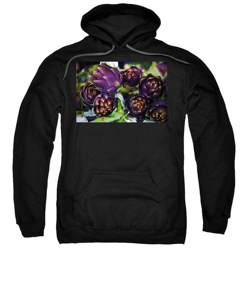 Artichokes  Sweatshirt by Joana Kruse