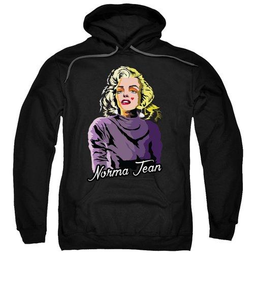 The Timeless Norma Jean Sweatshirt by Anthony Mwangi