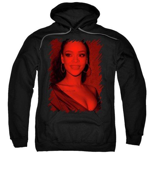 Rihanna Sweatshirt by Mona Jain