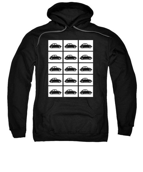 Vw Theory Of Evolution Sweatshirt by Mark Rogan