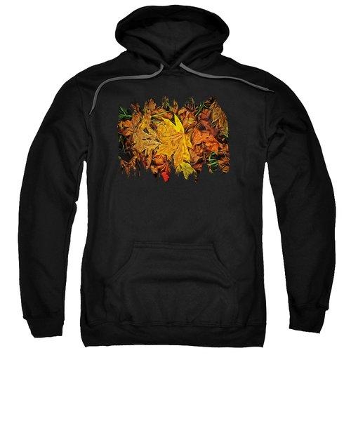 Autumn Leaves Of Beaver Creek Sweatshirt by Thom Zehrfeld
