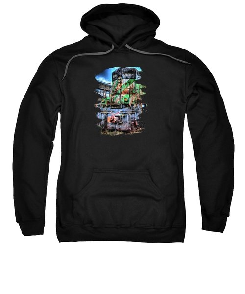 Big Bad 6116 Sweatshirt by Thom Zehrfeld