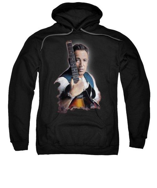 Bruce Springsteen Sweatshirt by Melanie D