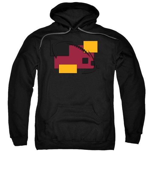 Cardinals Abstract Shirt Sweatshirt by Joe Hamilton