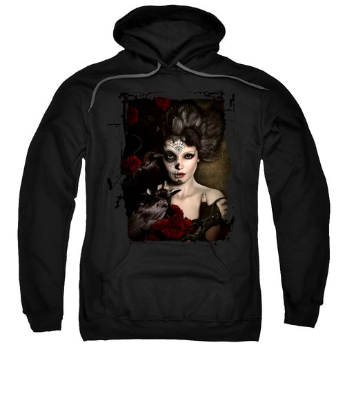 Darkside Sugar Doll Sweatshirt by Shanina Conway