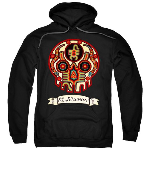 El Alacran - The Scorpion Sweatshirt by Mix Luera