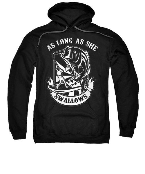Fishing Sweatshirt by Thucidol