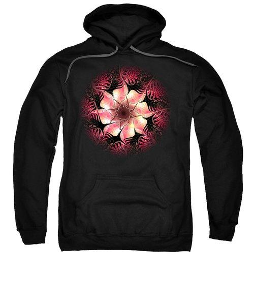 Flower Scent Sweatshirt by Anastasiya Malakhova