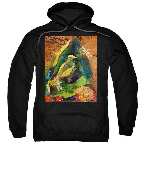 Garden Life Sweatshirt by Buff Holtman