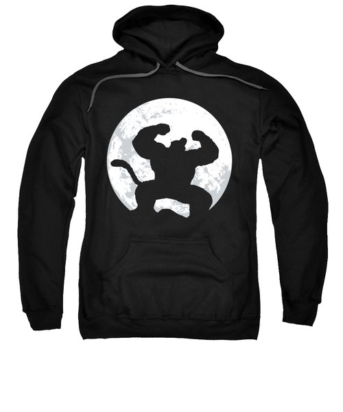 Great Ape Sweatshirt by Danilo Caro