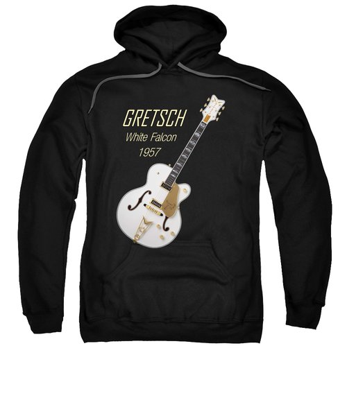 Gretsch  White Falcon 1957 Sweatshirt by Shavit Mason