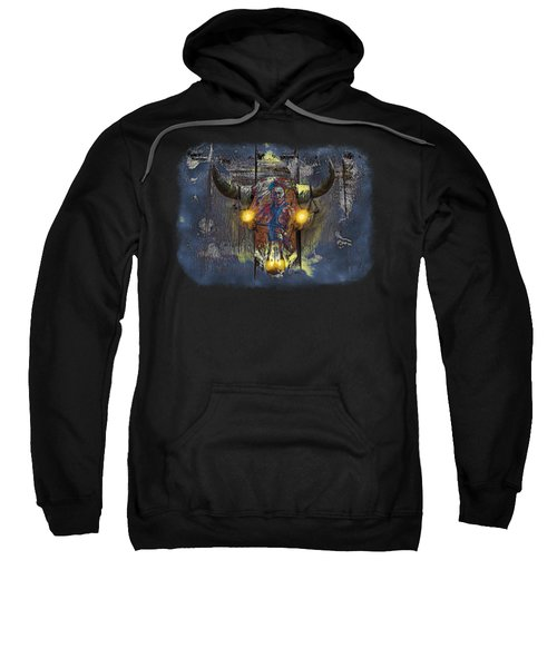 Halloween Shirt And Accessories Sweatshirt by John M Bailey