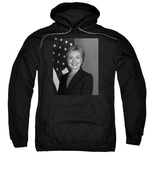 Hillary Clinton Sweatshirt by War Is Hell Store