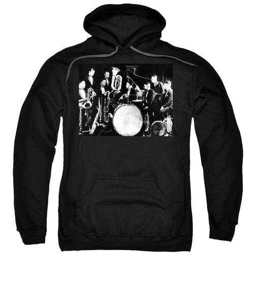 Jazz Musicians, C1925 Sweatshirt by Granger