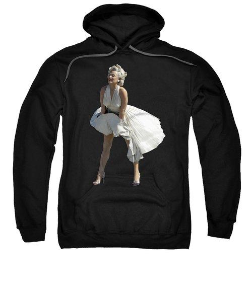 Key West Marilyn - Special Edition Sweatshirt by Bob Slitzan
