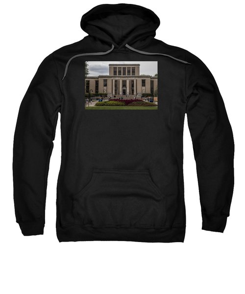 Library At Penn State University  Sweatshirt by John McGraw